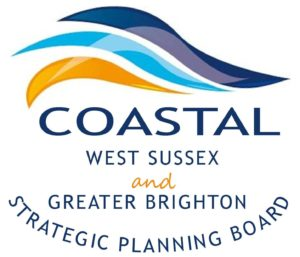 Logo for Coastal West Sussex Planning Board