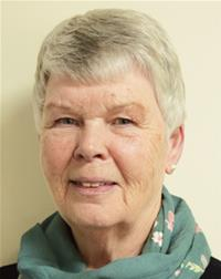 Councillor Pauline Gregory